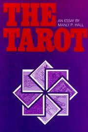 Cover of: Tarot, An Essay | Manly P. Hall