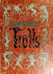 Cover of: D'Aulaires' Trolls