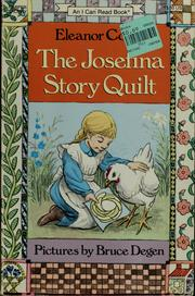 Cover of: The Josefina story quilt | Eleanor Coerr