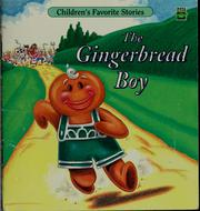 Cover of: The gingerbread boy