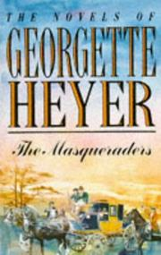 Cover of: The masqueraders