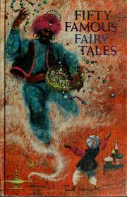Cover of: Fifty famous fairy tales | Robert J. Lee