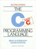Cover of: C Programming Language by Brian W. Kernighan