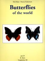 Cover of: Butterflies of the World: Part 25 The Afrotropical Species of Charaxes by