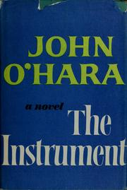 Cover of: Instrument, The