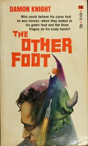 Cover of: The other foot