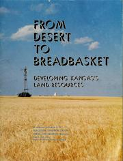 Cover of: From desert to breadbasket | Grace Muilenburg