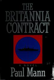 Cover of: The Britannia contract