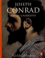 Cover of: Youth : a narrative | Joseph Conrad