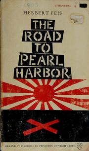 Cover of: The road to Pearl Harbor