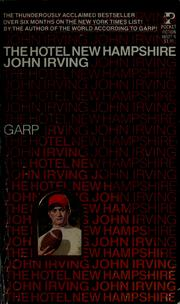 Cover of: The Hotel New Hampshire | John Irving