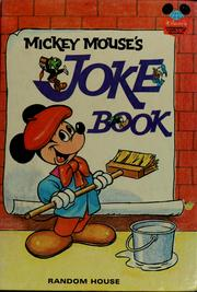 Mickey Mouses joke book.