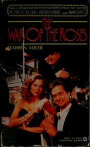 Cover of: The war of the Roses