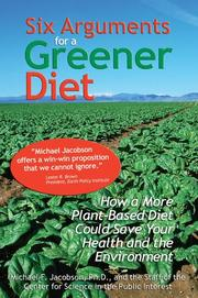 Cover of: Six Arguments for a Greener Diet | Michael F. Jacobson