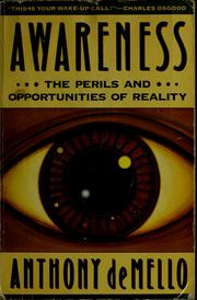 Cover of: Awareness