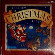 Cover of: Treasury of Christmas tales