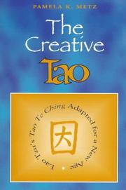 Cover of: The creative Tao