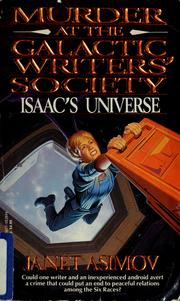 Cover of: Murder at the Galactic Writers' Society