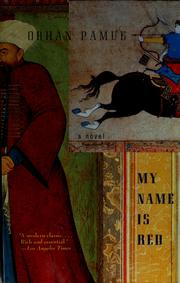 Cover of: My name is Red