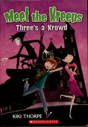 Cover of: Three's a krowd