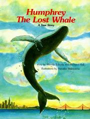 Cover of: Humphrey, the lost whale | Wendy Tokuda
