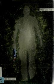 Cover of: Man in the dark: A Novel