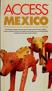 Cover of: Mexico Access |