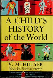 Cover of: A child's history of the world