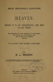 Cover of: Heaven...