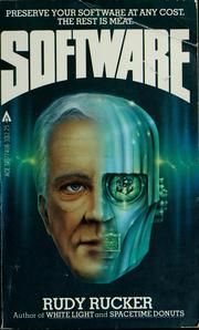 Cover of: Software
