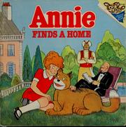 Cover of: Annie finds a home | Amy Ehrlich
