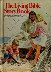 Cover of: The living Bible story book