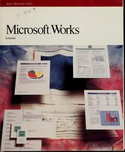 Cover of: Microsoft Works | Microsoft Corporation