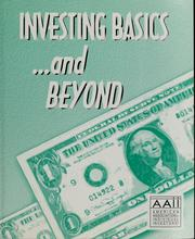 Cover of: Investing basics-- and beyond