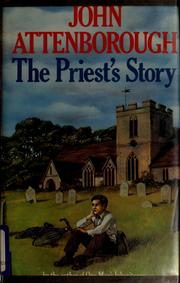 Cover of: The priest's story