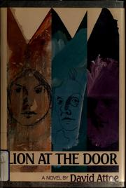 Cover of: Lion at the door