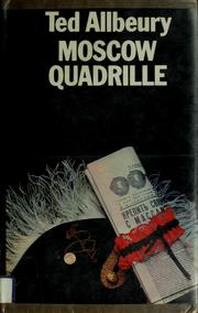 Cover of: Moscow quadrille