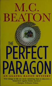 Cover of: The perfect paragon