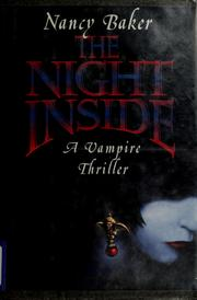 Cover of: The night inside