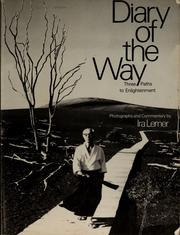 Cover of: Diary of the Way