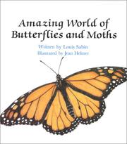 Cover of: Amazing World Of Butterflies...