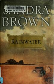 Cover of: Rainwater: a novel