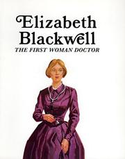 Cover of: Elizabeth Blackwell