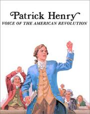 Cover of: Patrick Henry
