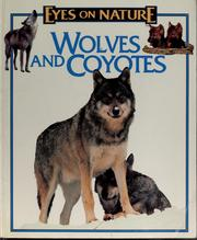 Cover of: Wolves and coyotes