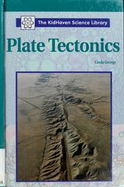 Cover of: Plate tectonics | Linda George