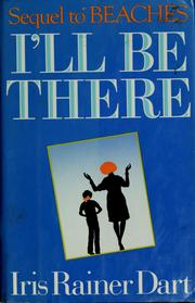Cover of: I'll be there