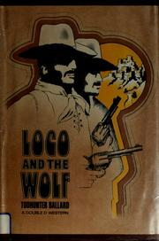 Cover of: Loco and the Wolf