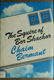 Cover of: The squire of Bor Shachor