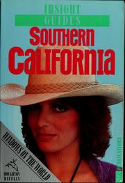 Cover of: Insight guides Southern California | Ben Kalb
